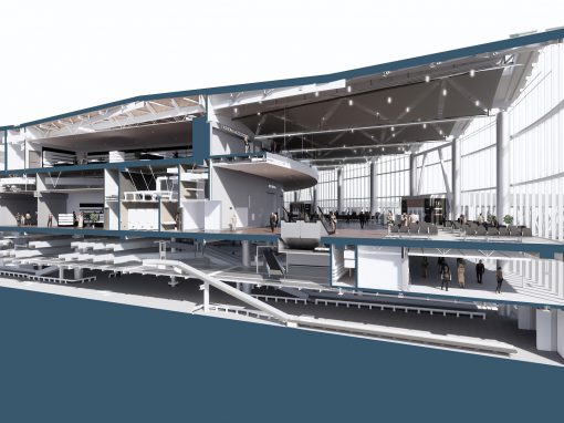 BHS expansion for Venice Marco Polo Airport